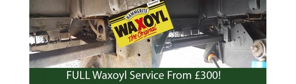 Waxoyl Full Service