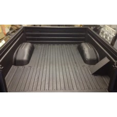 Bedline Spray SWB 4x4 Pickup Bed